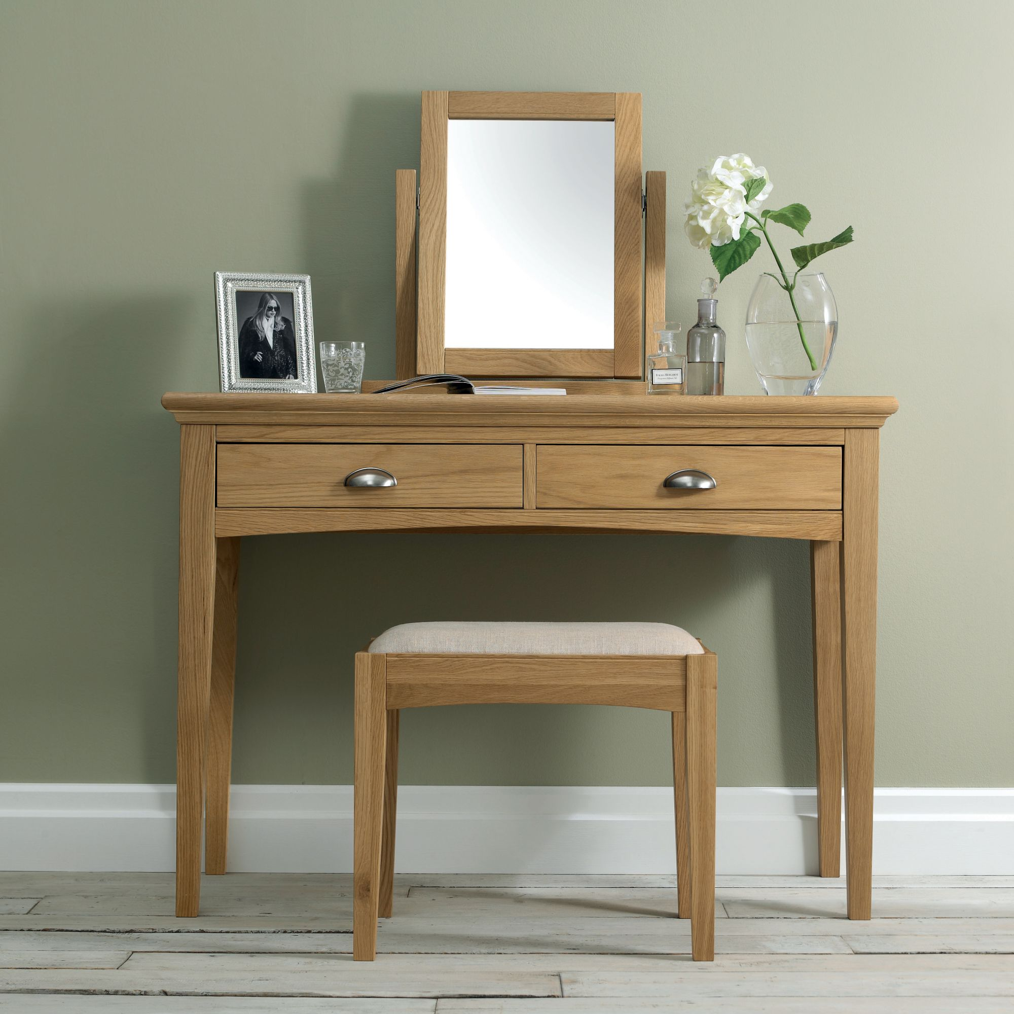 Bentley Designs Hampstead Dressing Table