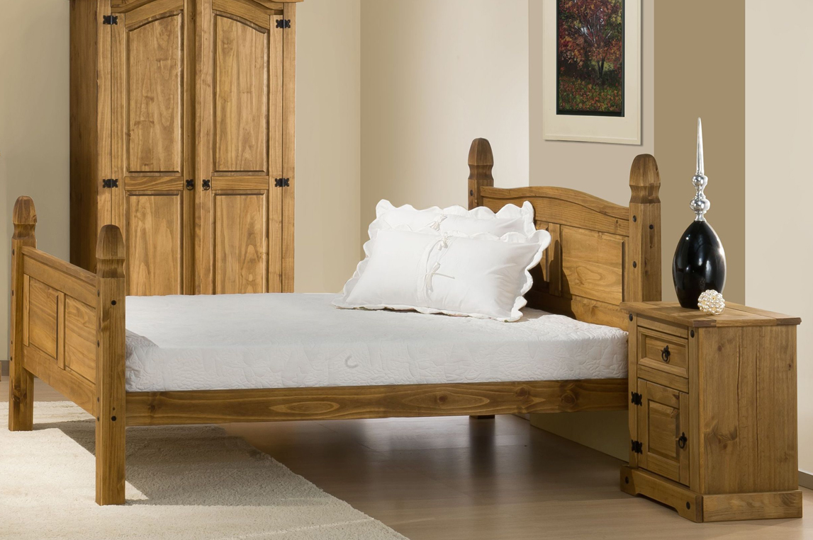 Birlea Corona High End Bedstead