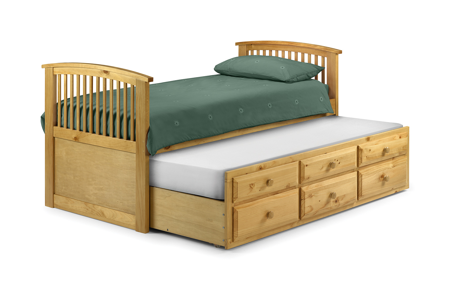 Children 39 S Beds Hor001 Pine Cabin Bed