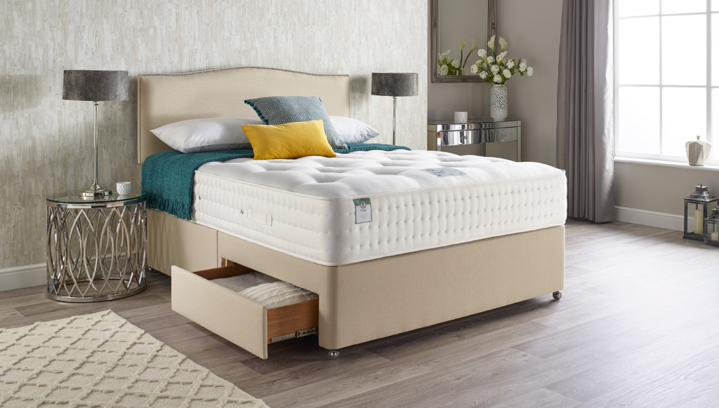 Beds myers luxury natural 1800 for 1800 beds