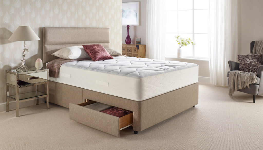 4 39 0 39 39 small double myers supreme comfort 1000 divan set for Myers divan beds