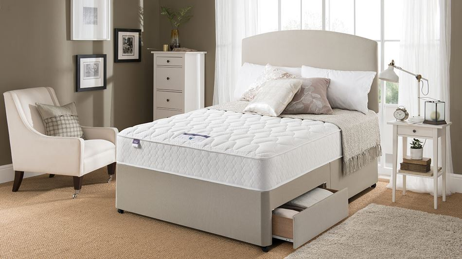 Beds Silentnight Fortuna Divan Set